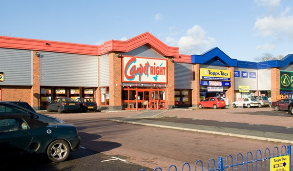 Manor Retail Park