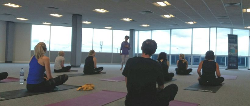 Lunchtime Yoga Classes