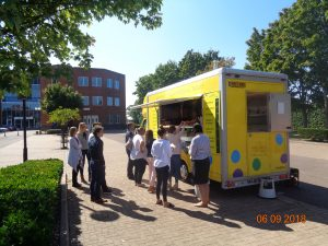 Food Truck at Heathrow Boulevard